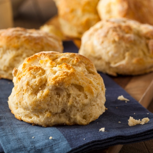 For Tender, Flaky Biscuits and Scones image