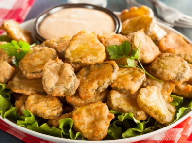 Fried Pickles and Other Fair Foods You Can Make At Home! featured image