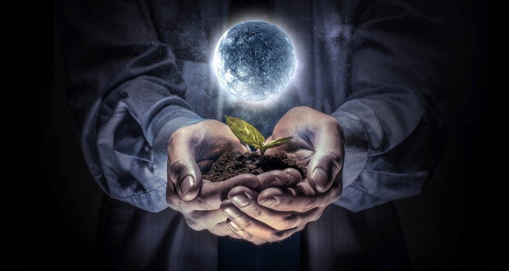 Why Do We Garden By The Moon? Farmers' Almanac