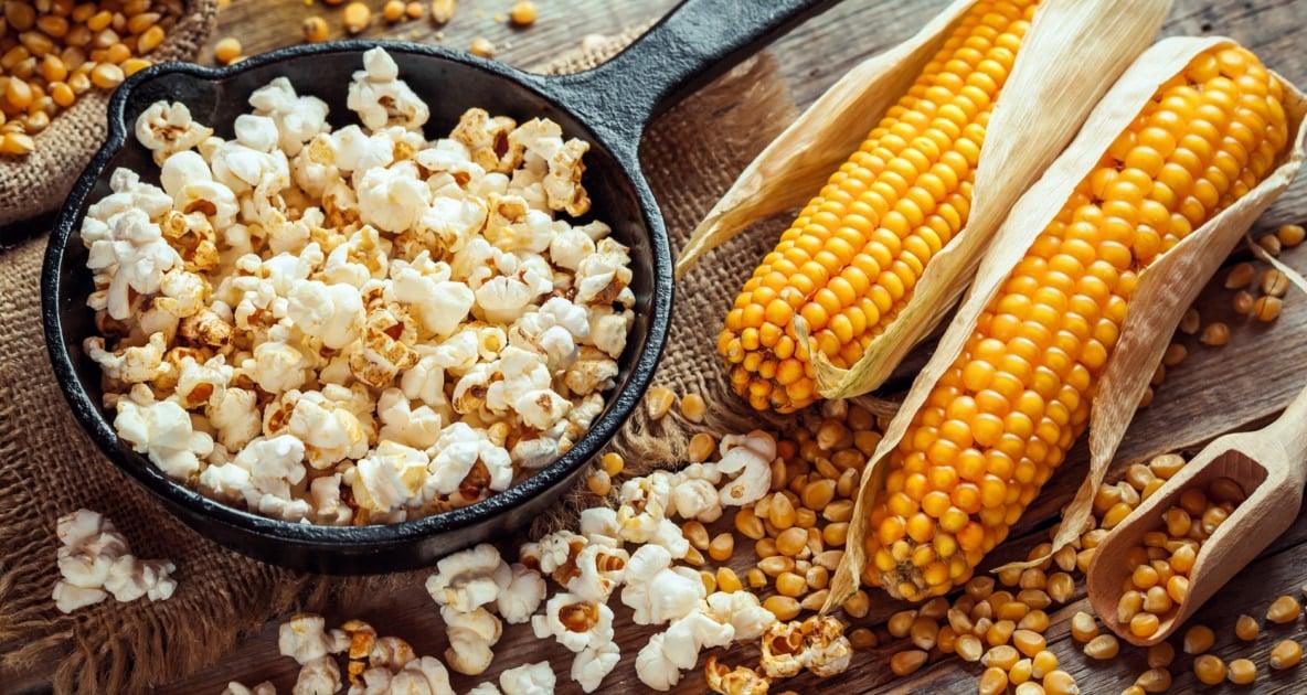 Popcorn Kernel - Popcorn
