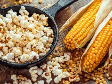 Growing Your Own Popcorn featured image