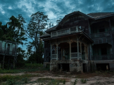 Would You Buy A Haunted House? Survey Says… featured image