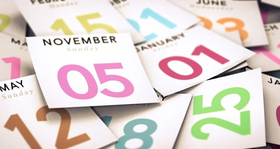 Week - Common year