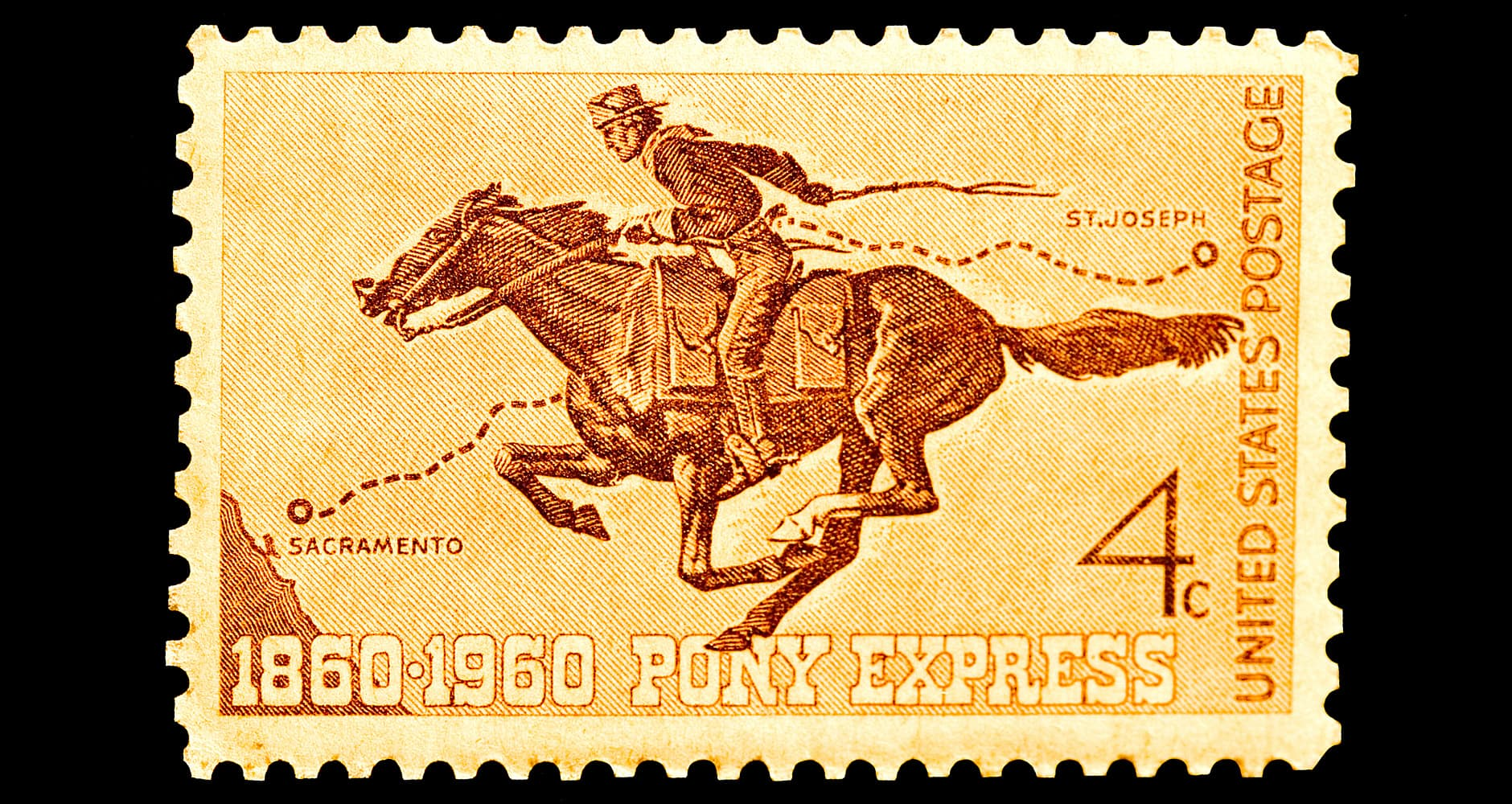 Fastest Mail In The West: The History Of The Pony Expressimage preview