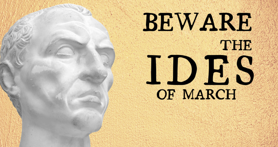 Ides of March - Illinois Department of Employment Security