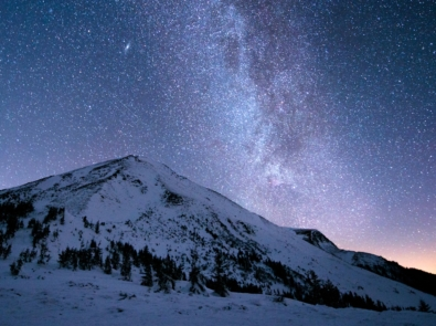 Look Up At The Night Sky (January 2021) featured image