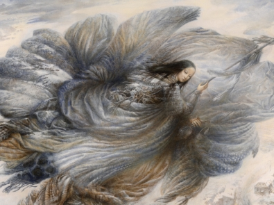 The Myth of the Snow Woman: A Weather Folklore featured image