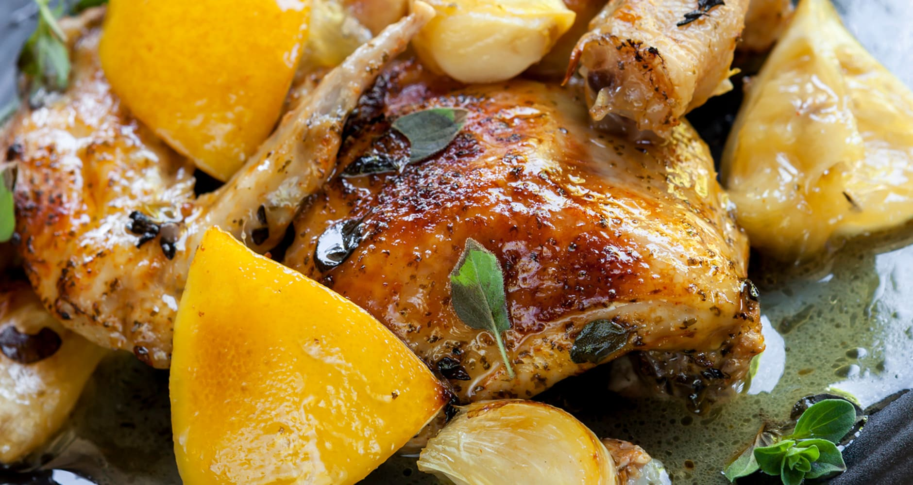 Easy Lemon Thyme Chickenimage preview