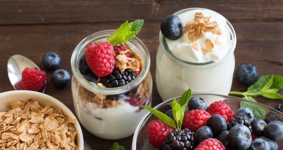 Yoghurt - Parfait
