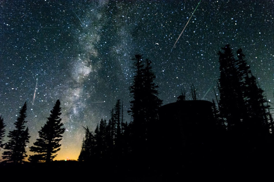 Geminid Meteor Shower Peaks December 13-14