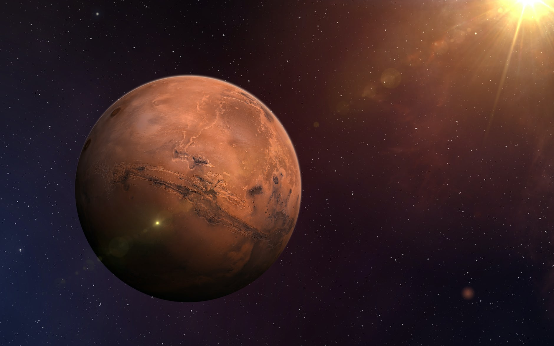 October 2020: Mars Won't Be This Close Until 2035image preview
