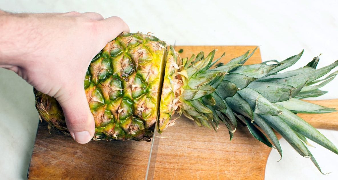 Pineapple - Vegetable
