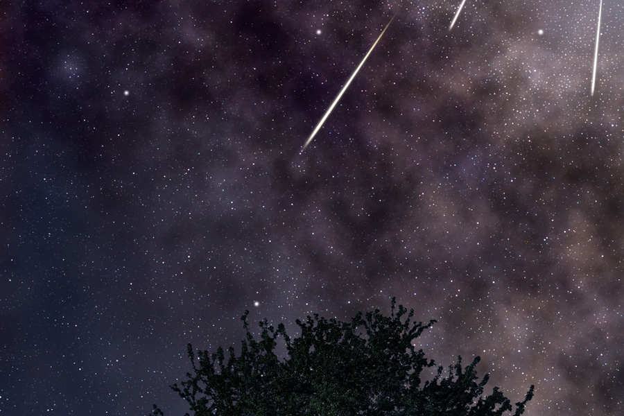 The Quadrantids: The Year's First Meteor Shower