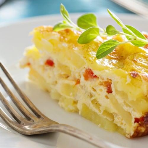 Spanish omelette - Frittata