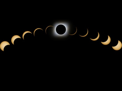 Why Does The Eclipse Move From West To East? featured image