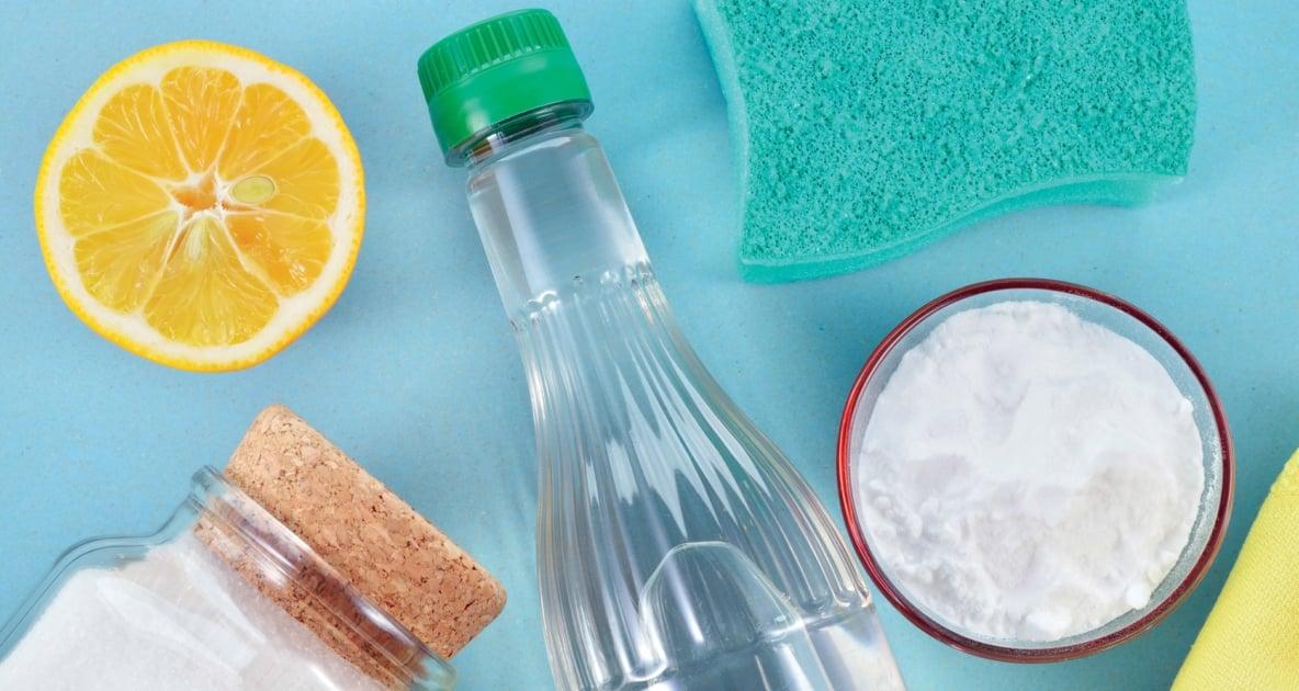 Vinegar - Spring cleaning