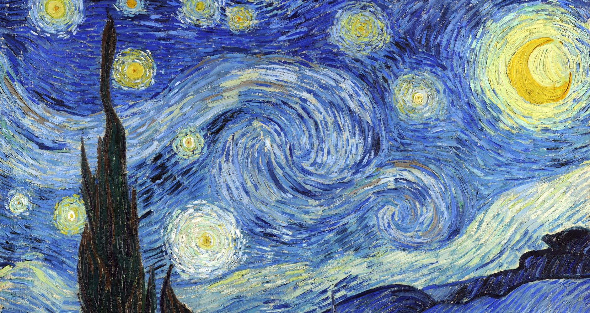 """Which Stars Were Depicted in van Gogh's """"Starry Night""""?image preview"""