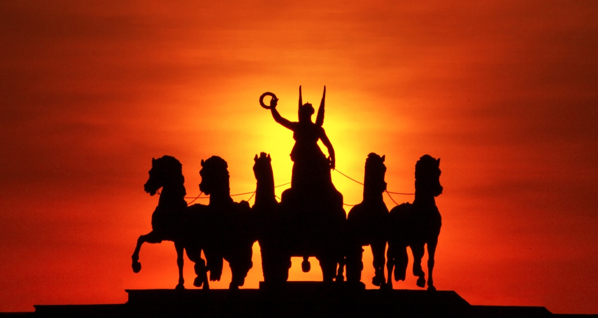 Chariot - Stock photography