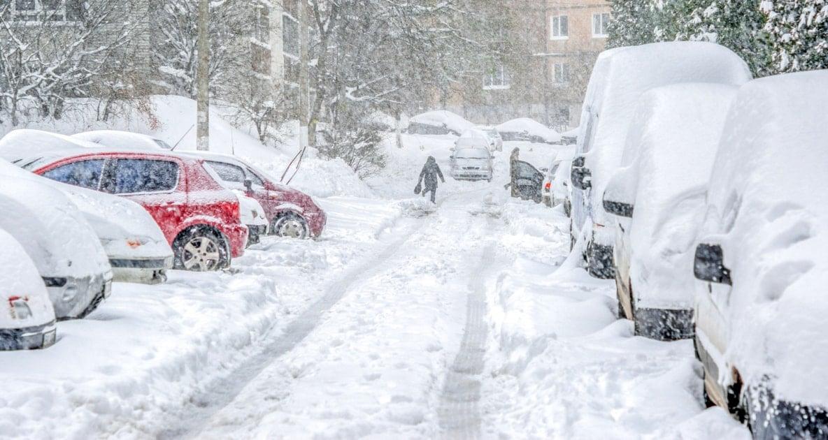 Blizzard - Winter storm