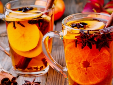 Twelfth Night Wassail Punch featured image