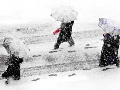 Winter Wimps: 7 Cities That Can't Handle Snow featured image