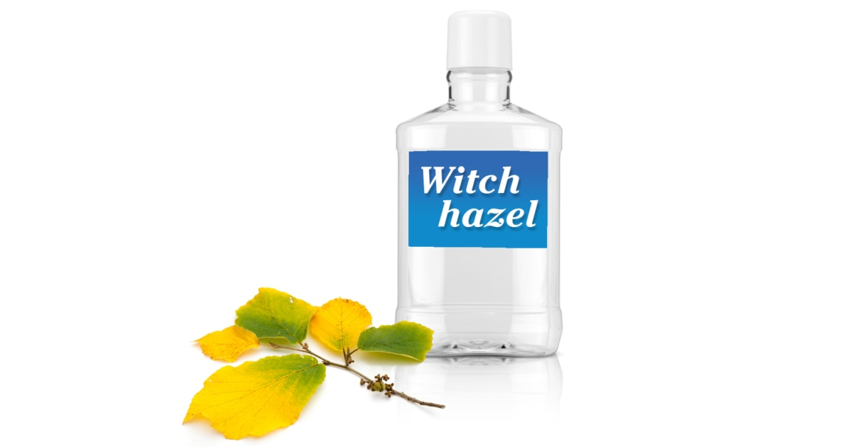 Witch-hazel - Insect repellent