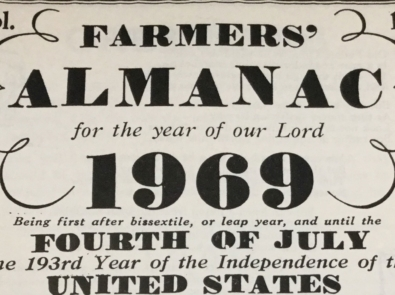 Throwback Thursday: What Did The Almanac Say For August 1969? featured image