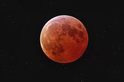 Solar eclipse - November 2020 lunar eclipse