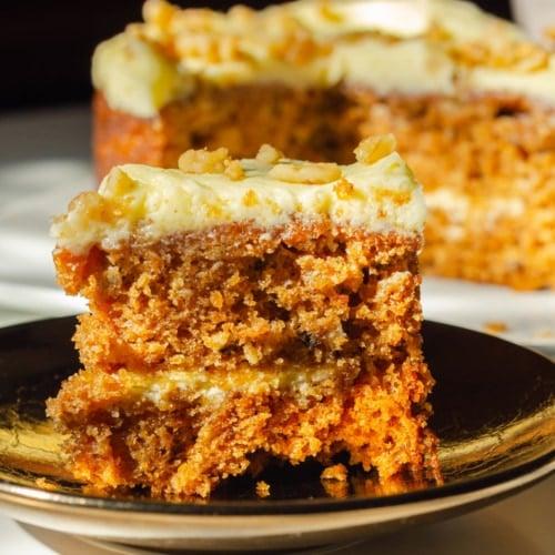 Carrot cake - Bakery