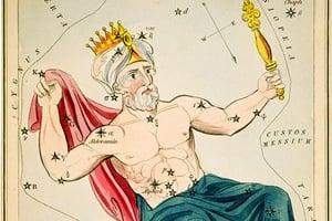 Cepheus - Andromeda