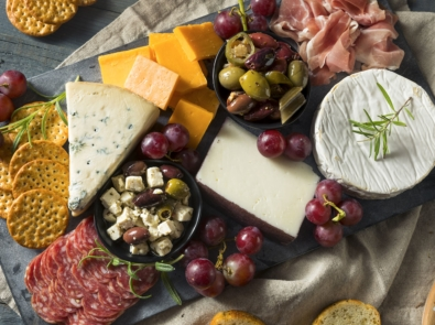 Create A Dazzling Charcuterie Board for the Holidays! featured image