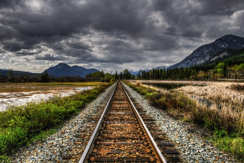 Rail transport - Train