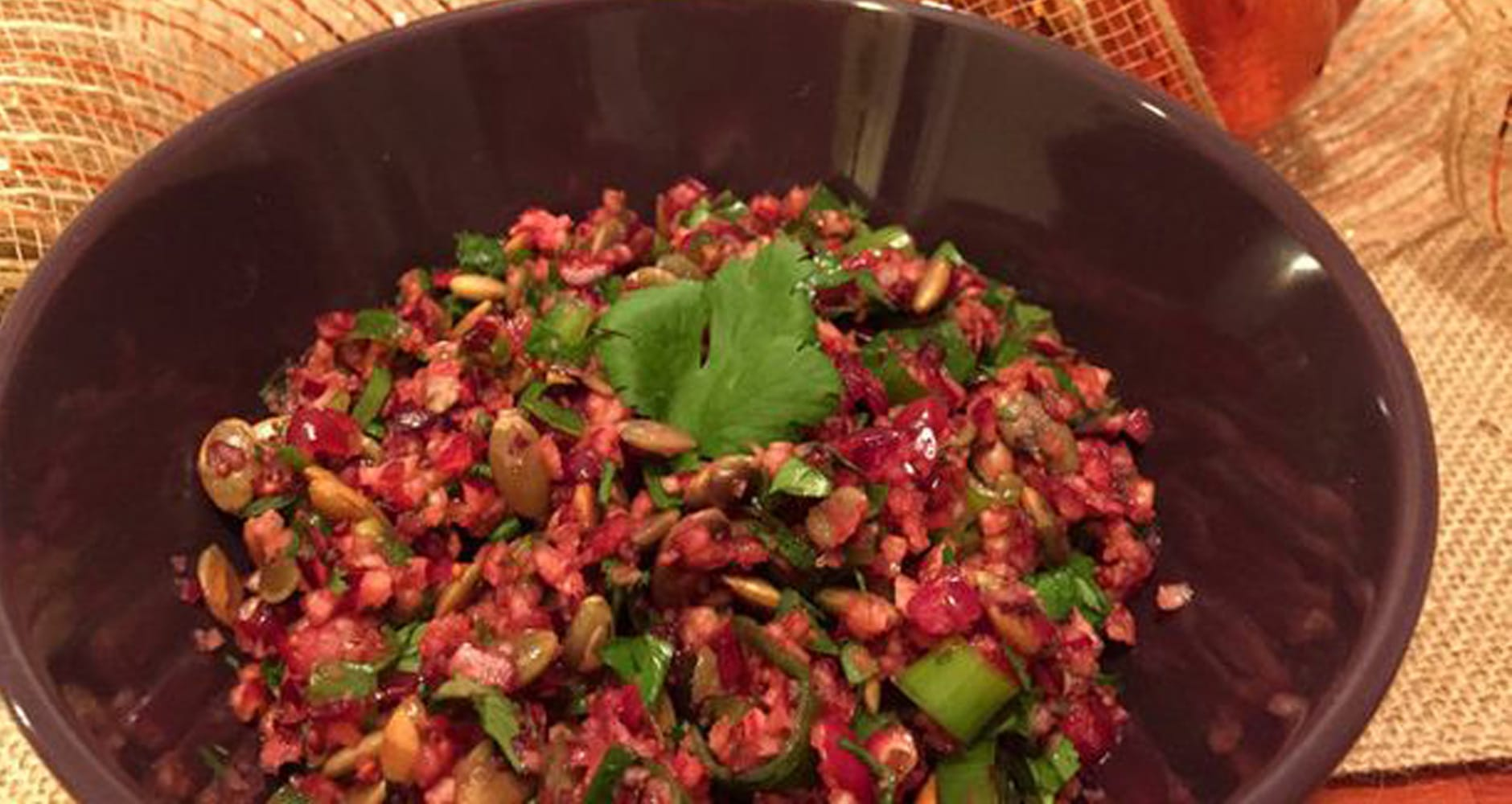 Hatch Chili Cranberry Salsaimage preview