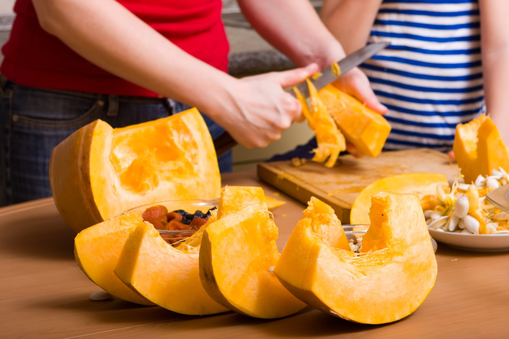 Prepare and Freeze Fresh Pumpkin Easily!image preview
