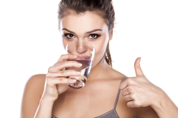 look and feel younger - hydrate!