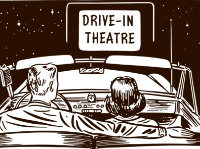 The Drive-In Movie Theater: An American Pastime featured image