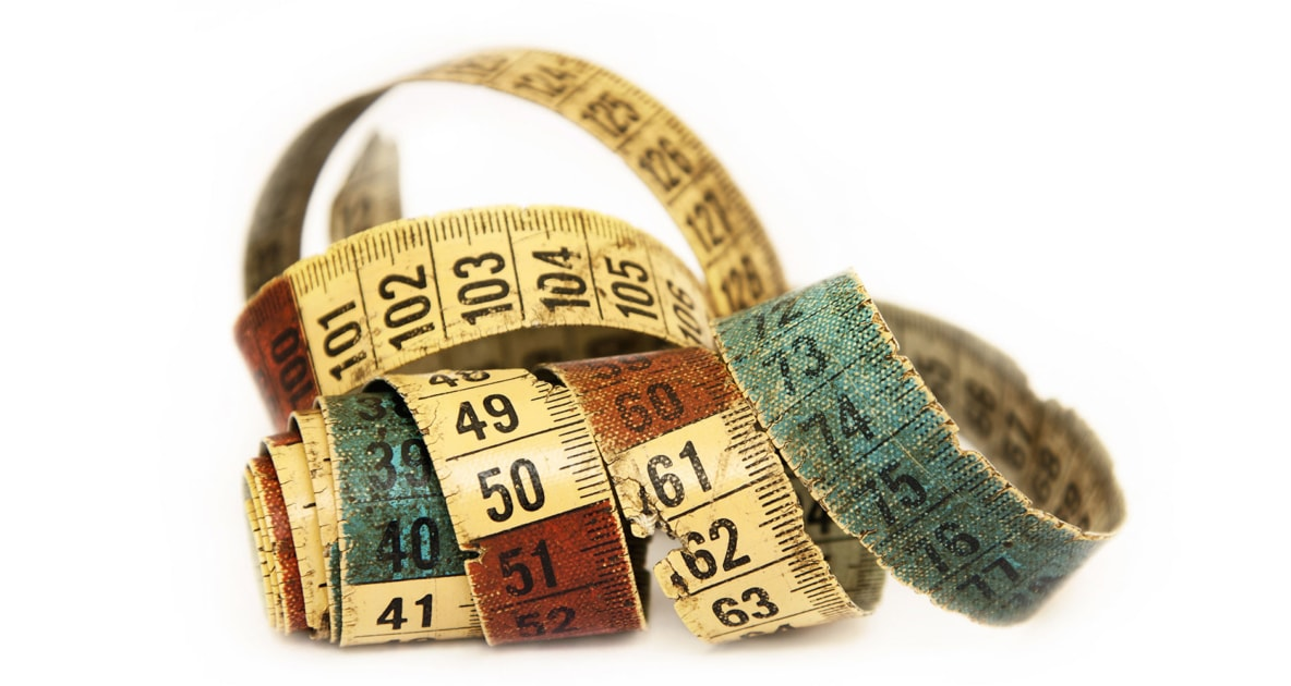Tape Measure - Stock photography