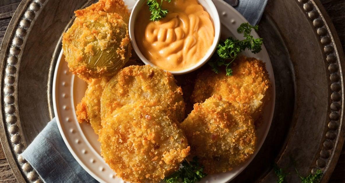 Fried chicken - American cuisine