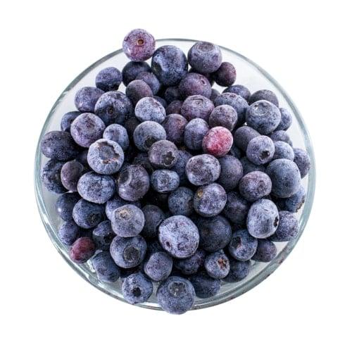Freezing Blueberries image