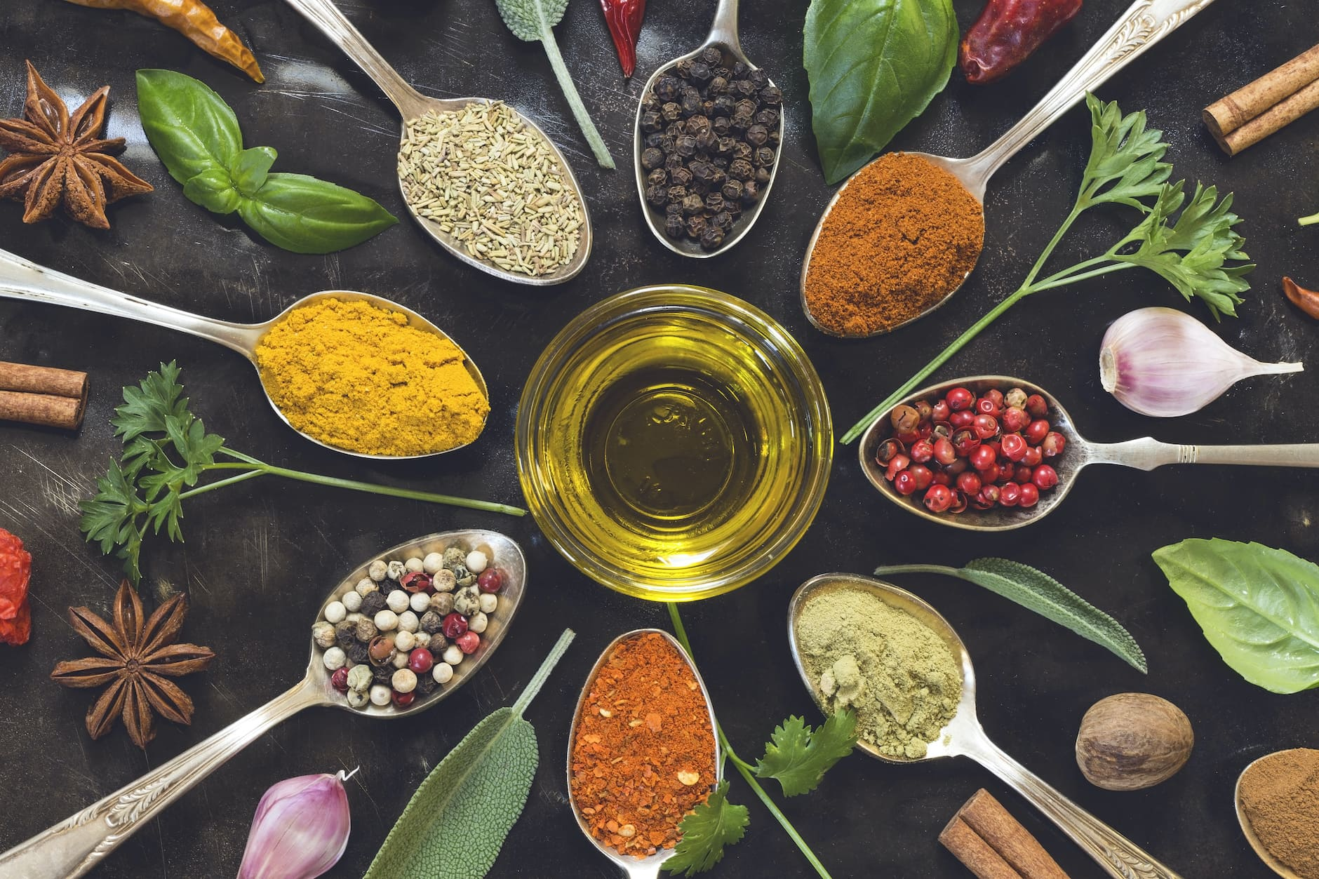 12 Herbs and Spices To Add For Good Healthimage preview