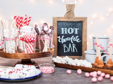 Chase Away The Chill Of Winter With A DIY Hot Chocolate Bar featured image