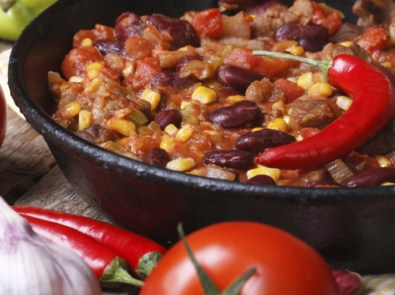 Hunters' Warm-Up Chili featured image
