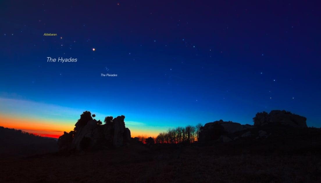 Star - Hyades