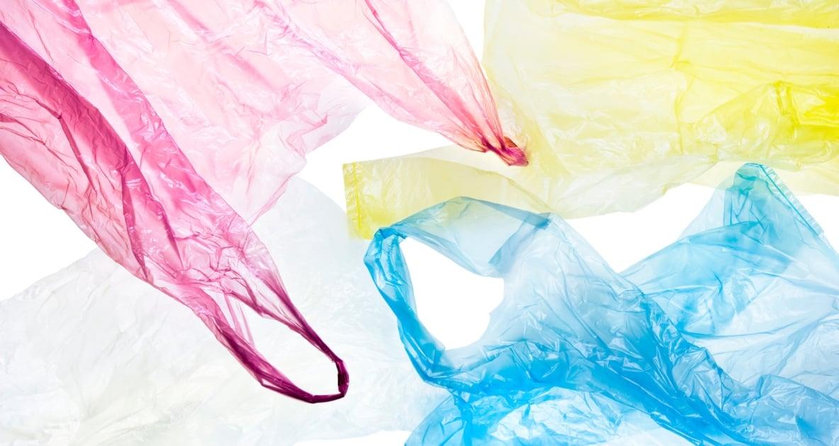 Plastic bag - Plastic