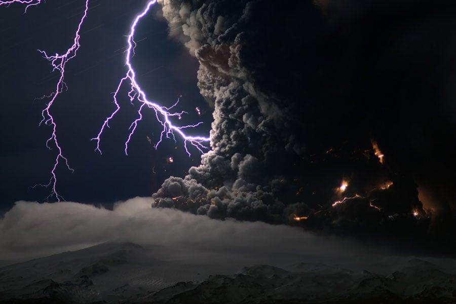 Eyjafjallajökull volcano - 2010 eruptions of Eyjafjallajökull