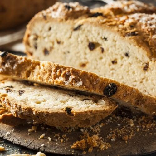 Soda bread - Saint Patrick's Day