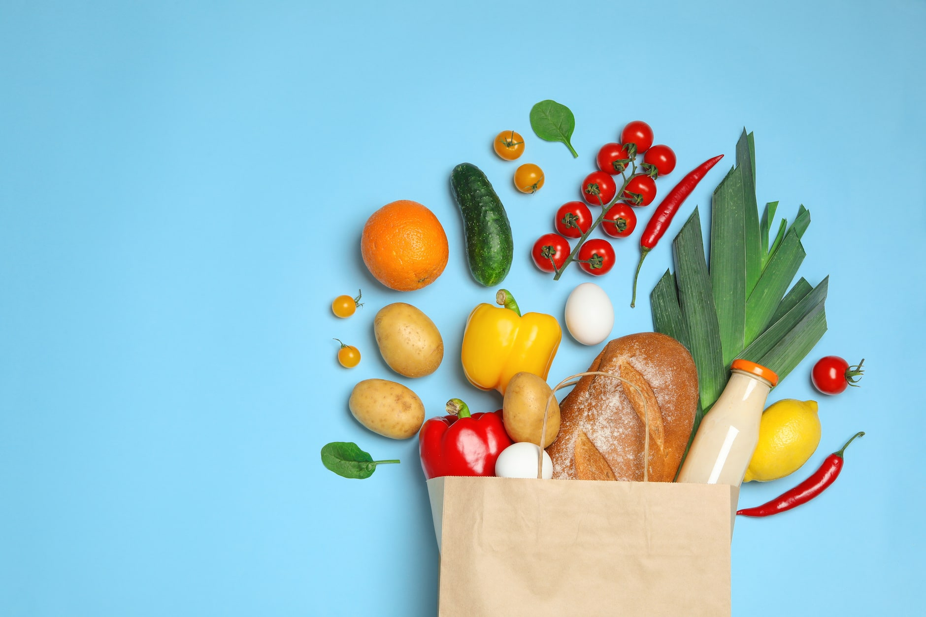 25 Tricks To Make Your Groceries Last Longerimage preview