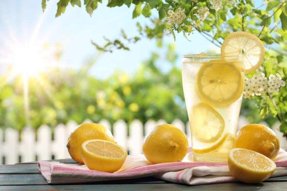 Iced Tea - Lemonade