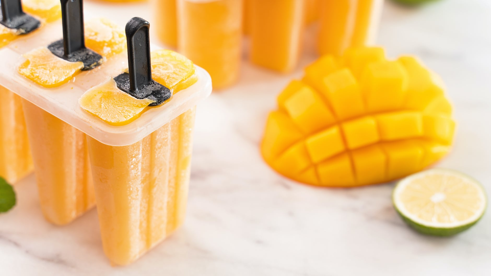 Make Your Own Healthy, Homemade Ice Pops!image preview