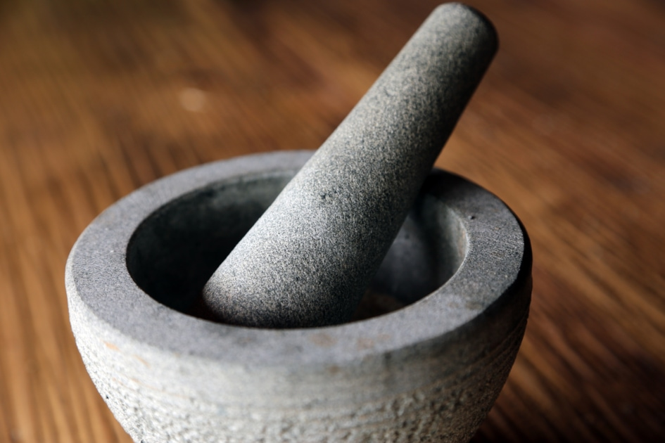 Back To The Old Grind Why You Need A Mortar And Pestle Farmers Almanac